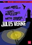 echange, troc Coffret Jules Verne - Les Indes noires / Le secret de Wilhelm Storitz / Maitre Zacharius