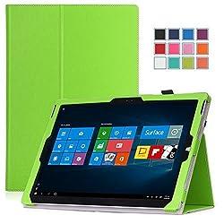 MoKo Microsoft Surface Pro 4 Case - Slim Folding Cover Case for Microsoft Surface Pro 4 12.3