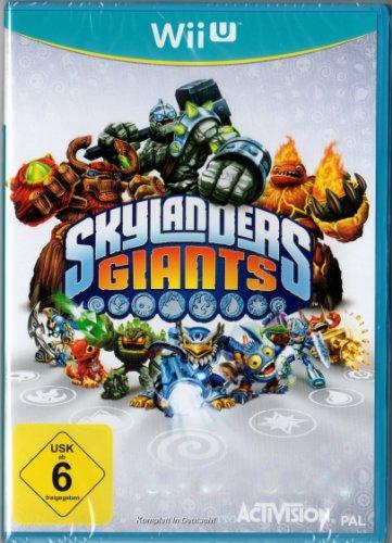 Skylanders Giants - NINTENDO Wii U SPIEL