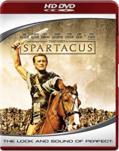"Cover of ""Spartacus"""