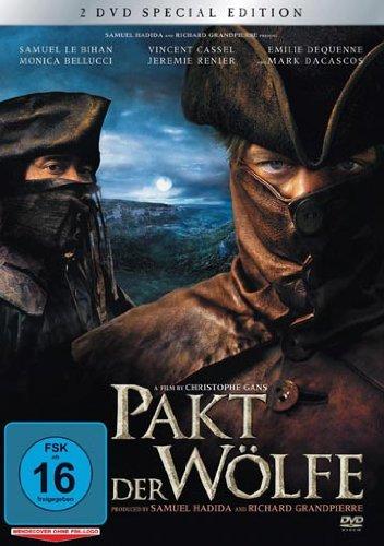 Pakt der Wölfe [Special Edition] [2 DVDs]