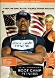 Jay Johnson Boot Camp Fitness Box Set