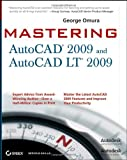 img - for Mastering AutoCAD 2009 and AutoCAD LT 2009 book / textbook / text book