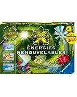 Ravensburger - 18873 - Jeu Educatif et Scientifique - Midi Science X - Energie Renouvelable