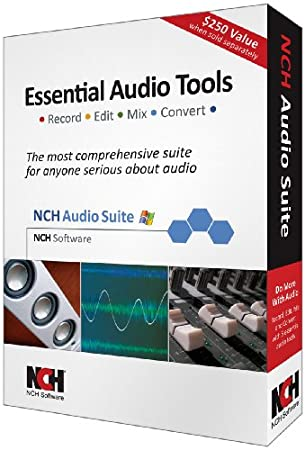NCH Audio Suite