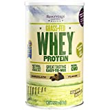 Reserveage Nutrition - Grass Fed Whey Protein, Minimally Processed with High Biological Value, Chocolate, 12.7 ounces