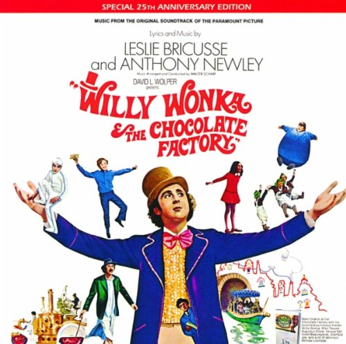 Willy Wonka The Chocolate