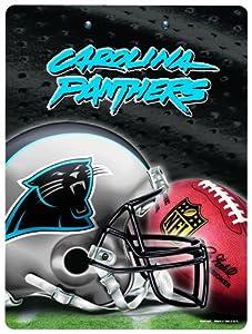 NFL Carolina Panthers Clip Board