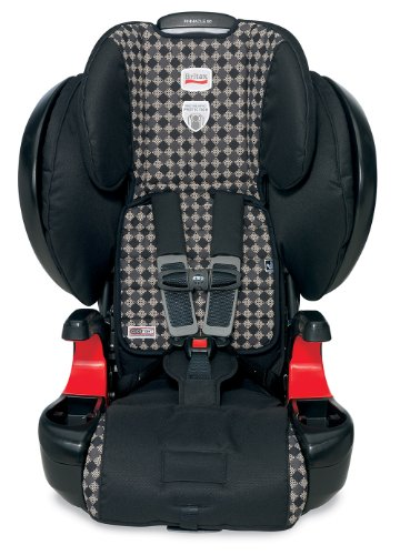 Britax Pinnacle  Booster Car Seat Cityscape