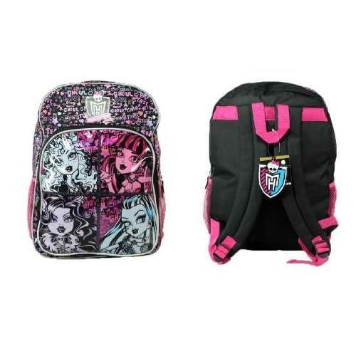 Monster High 16 inch Monster Mash Backpack
