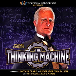 The Thinking Machine | [M.J. Elliott, Jacques Futrelle]