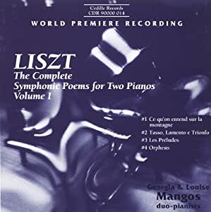 V 1: Symphonic Poems for 2 Pia