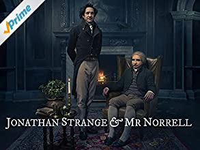 Jonathan Strange & Mr. Norrel - Staffel 1 [dt./OV]