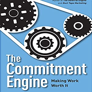 The Commitment Engine Hörbuch