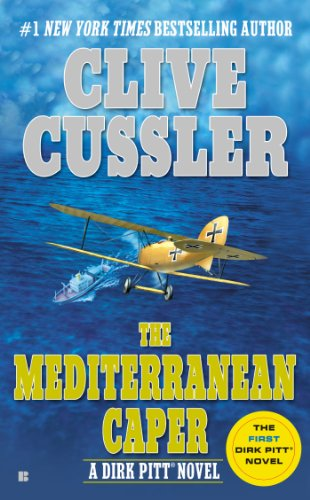 The Mediterranean Caper (Dirk Pitt, #1)
