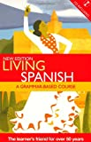 img - for Living Spanish: A Grammar Based Course with CD (Living Language) book / textbook / text book