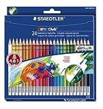 ステッドラー ノリスクラブ 消せる色鉛筆24色セット 144 50NC24