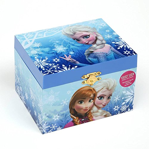 Disney Elsa Music Jewelry Box by Disney Frozen