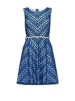 Iska Vestido (Azul Medio)