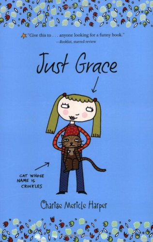 Just Grace (The Just Grace Series) front-858063