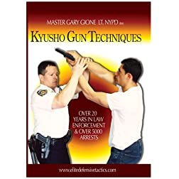 Kyusho Gun Techniques - 3 Reasons People get shot...what you can do about it!