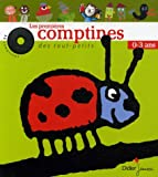 """Afficher """"Les Premières comptines des tout-petits"""""""