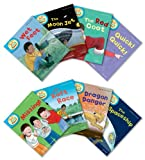 Roderick Hunt Oxford Reading Tree Read With Biff, Chip, and Kipper: Level 4: Pack of 8