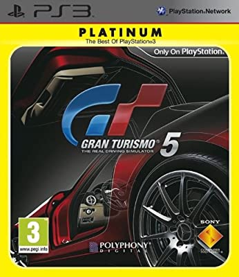 Gran Turismo 5 - Platinum (PS3) from Sony