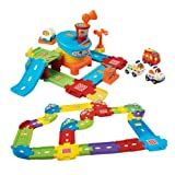 Vtech Toot-Toot Drivers Airport + Deluxe Track Set + 3 Pack Emergency Vehicles (1+ Years)