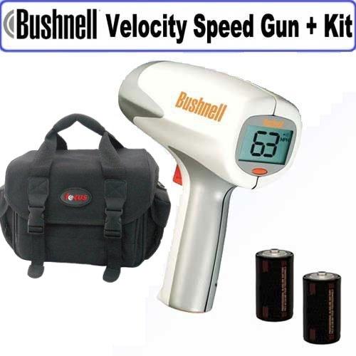 Bushnell Velocity Speed Gun + Accessory Kit