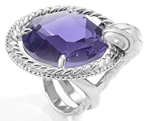 anello donna gioielli Just Cavalli Just Queen misura 14 trendy cod. SCABE12014