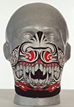 Bandero Biker Mask Warrior