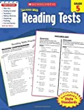 img - for Scholastic Success With Reading Tests, Grade 5 (Scholastic Success with Workbooks: Tests Reading) by Scholastic (2010) Paperback book / textbook / text book