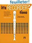 It's Recorder Time: Alfred Edtition