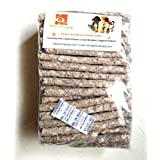 Merapuppy Dog Treats Munch Sticks - 1Kg Pack (Vegetable)