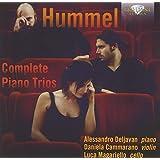 Hummel : Intégrale des Trios avec Piano