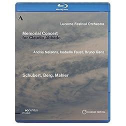 Memorial Concert for Claudio Abbado [Blu-ray]
