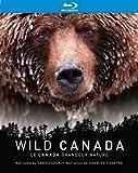 Wild Canada / Le Canada Grandeur Nature(Blu-ray) (Bilingual)