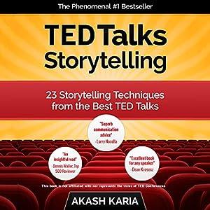 TED Talks Storytelling Hörbuch