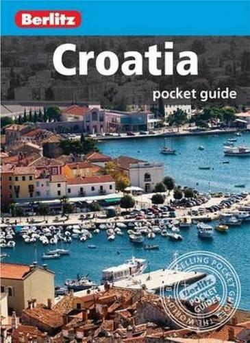 Berlitz: Croatia Pocket Guide (Berlitz Pocket Guides)