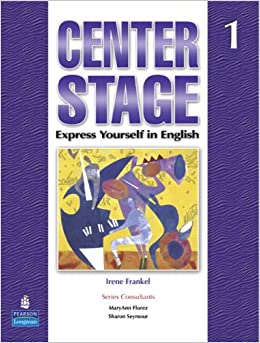 Center Stage 1: Express Yourself in English, Student Book 1st Edition