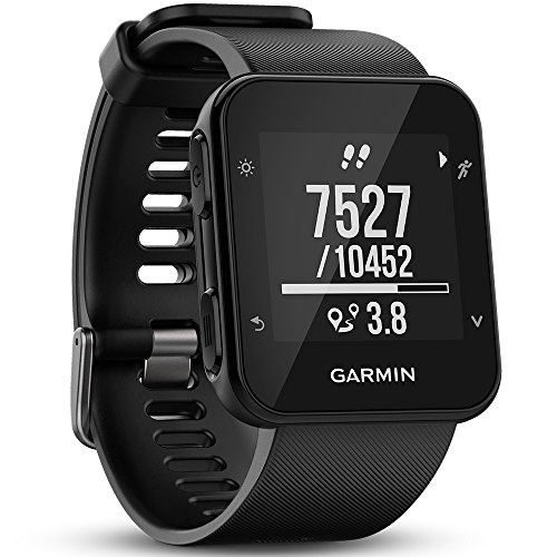 Garmin Forerunner 35, color negro