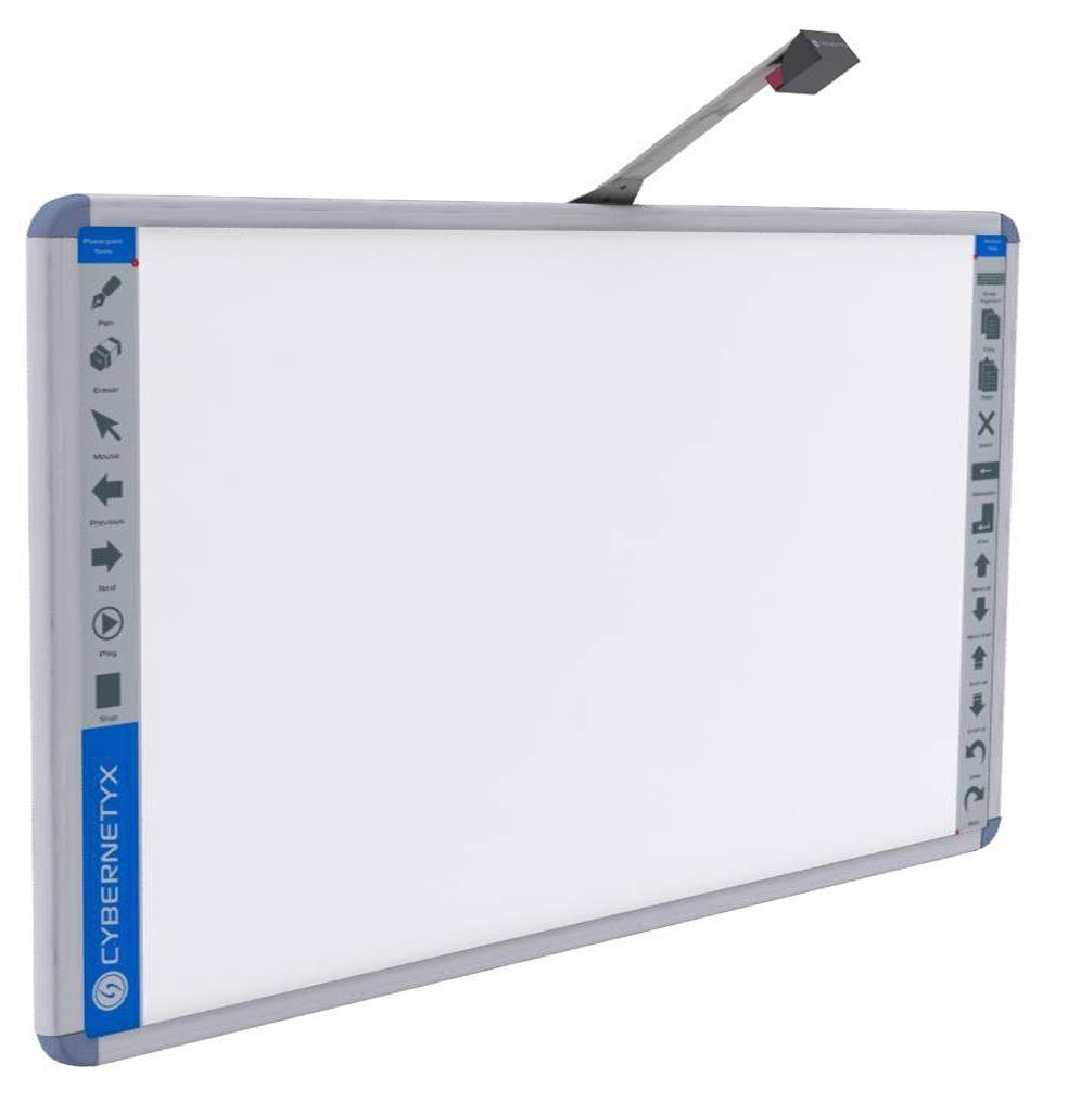 VAMAA Electromagnetic Interactive Whiteboard - 78: Amazon.in ...