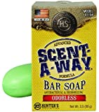 Hunter's Specialties Scent-A-Way Antibacterial Bar Soap