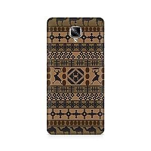 Mobicture African Impulse Premium Printed Case For OnePlus Three