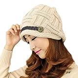 Femme Hiver Crochet
