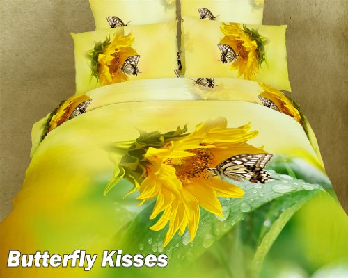 Butterfly Twin Bedding 9647 front