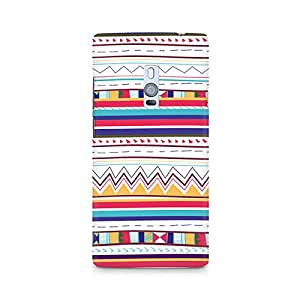 Ebby Tribal pastels Premium Printed Case For OnePlus Two