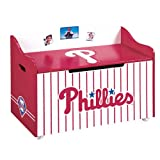 Guidecraft MLB Philadelphia Phillies Toy Box