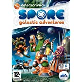 Spore: Galactic Adventures - Expansion Pack (PC and Mac DVD)by Electronic Arts